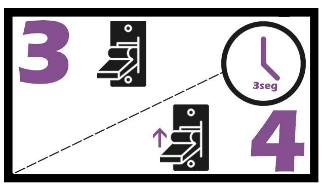 Reconnexió subministre - Pas 3